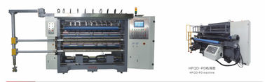 China Film-Slitter-Rewinder computergesteuerte Programm-Steuerung 3 pH 380 V PWBs optische distributeur